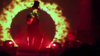 Adam Lambert - Ring Of Fire - Glam Nation concert - Nokia Theater, NYC, June 23, 2010