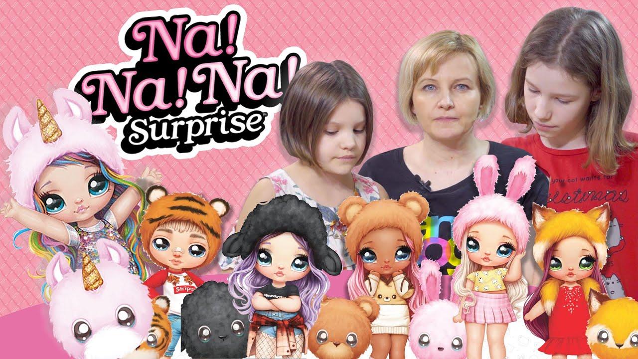 Na! Na! Na! Surprise - Zobaczcie wszystkie lalki z pierwszej serii!