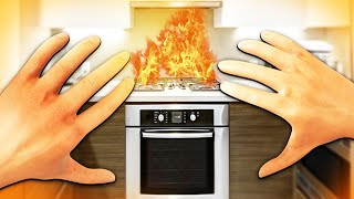 Cooking Simulator but it's in virtual reality