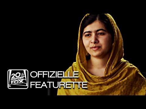 Malala - Ihr Recht auf BildungWer ist Malala? Featurette Deutsch HD
