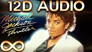 Michael Jackson - Beat It 🔊12D AUDIO🔊 (Multi-directional)