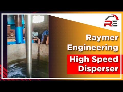 High Speed Disperser