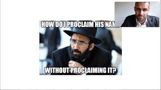 PROBLEM 3: Sacred Name teachings are based on misinterpretations of Scripture.