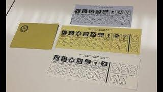 Yerel Seçimlerde Kullanılacak Oy Pusulası Belli Oldu