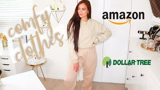 CUTE & COMFY LOUNGE WEAR | Dumb Affordable | Janelle Mariss