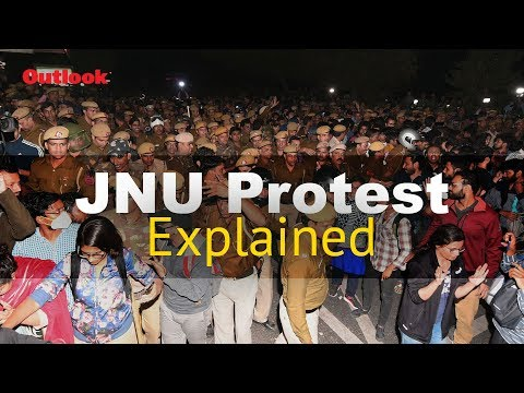JNU Protest: Why Students Take To The Street