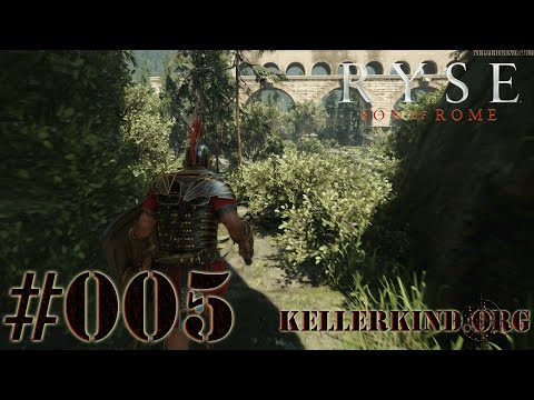 Ryse: Son of Rome [HD|60FPS] #005 - Das Aquädukt ★ Let's Play Ryse