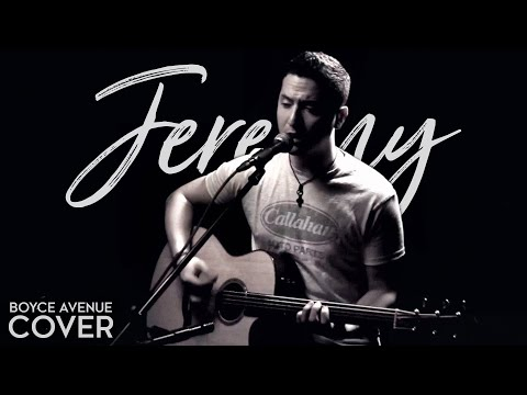 Pearl Jam - Jeremy (Boyce Avenue Acoustic Cover) On Spotify & Apple