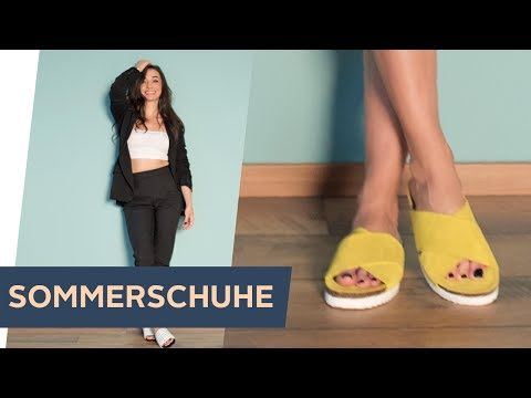Meine 6 Lieblings-Sommerschuhe - HOW TO STYLE FLATS ~ refashion | OTTO