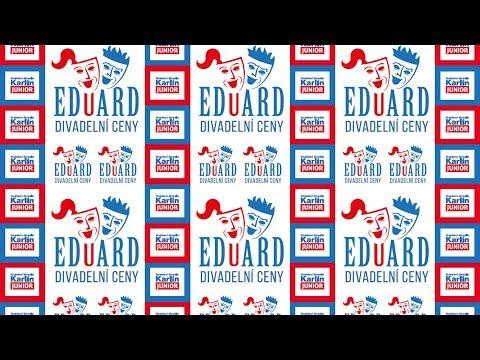 Divadelní ceny Eduard - tisková konference