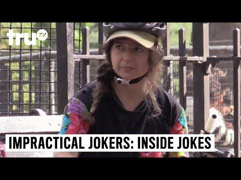 Impractical Jokers: Inside Jokes - Sal's Dog Sluff | truTV