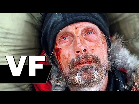 ARCTIC Bande Annonce VF (2019) Mads Mikkelsen, Survie