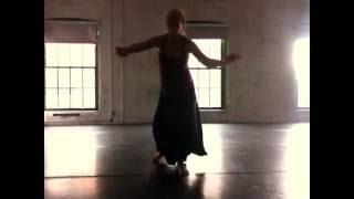"Layah Jane ~ 5Rhythms Dance Through Pregnancy ~ ""Summertime"" by Annie Lennox"