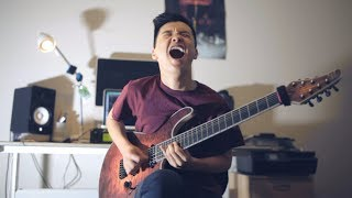 Periphery - Pale Aura: Mark Guitar Cover by Ryan Siew