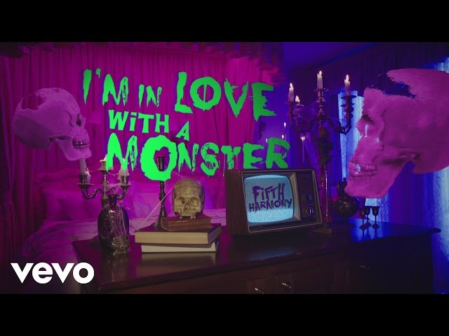 Fifth Harmony - I'm In Love With a Monster (from Hotel Transylvania 2 - Official Video)