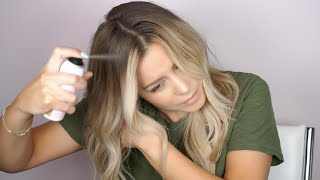 5 Min. DAMAGE FREE Root Coverage OR Temporary Balayage Hair Color
