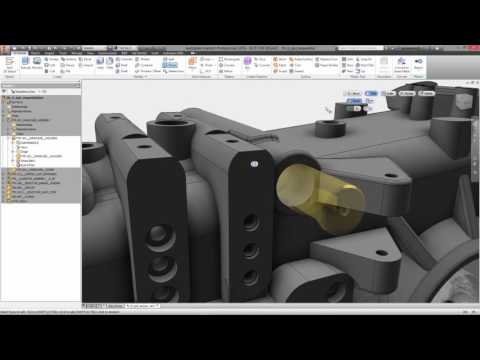 Inventor LT Direct Edit Functionality