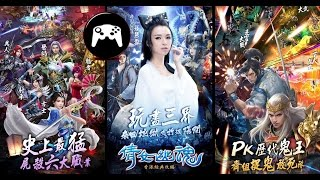 Ghost Story ( 倩女幽魂 - 孫慧雪化身小倩全力推薦 ) Gameplay Android / iOS