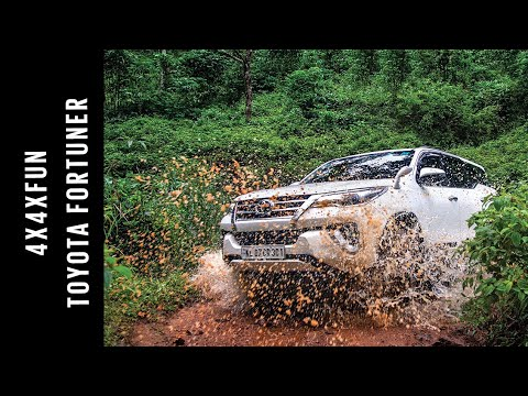 4 x 4 x Fun – Off-roading with the Toyota Fortuner | Sponsored Feature