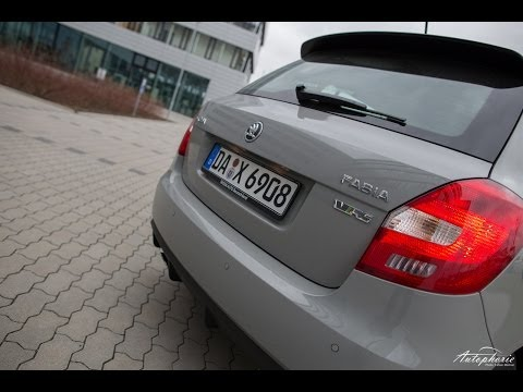 Scharfe Kleinwagen Episode 01: Škoda Fabia RS Test