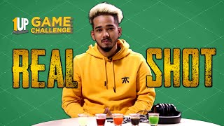 Real Shot Challenge with Scout | 1Up Game Challenge | PUBG Mobile