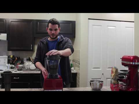 Grinding Coffee in your Vitamix