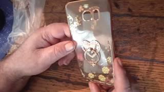Чехол для Samsung S7 Edge. от компании Интернет-магазин-Алигал-(Любой товар по доступной цене) - видео