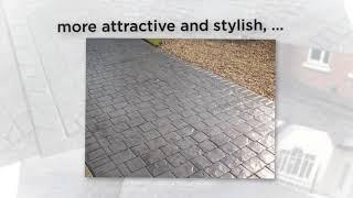 Imprinted Concrete Dublin