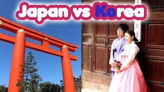Comparing Japan & Korea (perspective of a Solo traveller)
