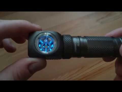 Astrolux HL01 XPL 5000K - Gun-grey