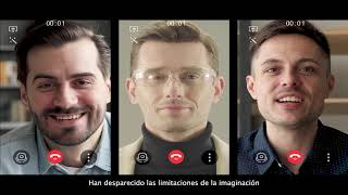 Huawei Iluminando el futuro anuncio
