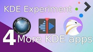Great KDE applications - The KDE Experiment - part 4