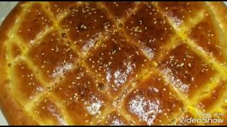 خبز تركي بطريقة سهلة و بسيطة
