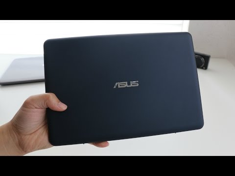 ASUS Vivobook E200 11.6″ Laptop Review $200 Windows 10 notebook