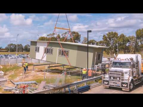 Ausco Modular - Caboolture Hospital Administration Facilities