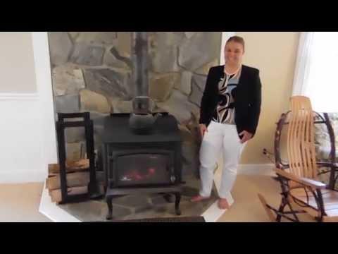Obadiah's: 1600 Series Free Standing Wood Burning Stove