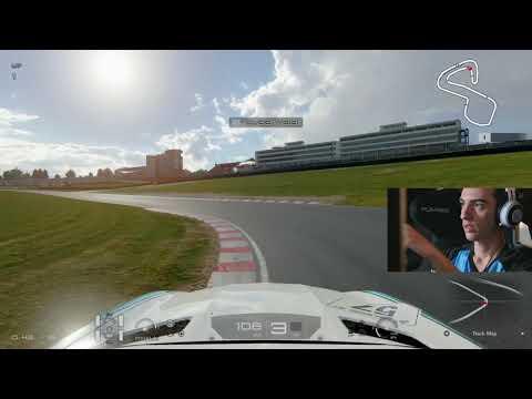 Esports Laptime Challenge #1 - GT Sport, Brands Hatch