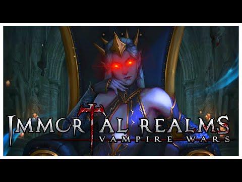 Gameplay de Immortal Realms Vampire Wars