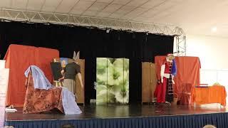 Spectacle du groupe des aidants de Roissy-en-Brie  le 9 octobre 2019