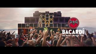 "BACARDÍ Presents ""MAKE IT HOT""  Major Lazer & Anitta :30"