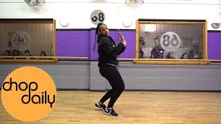 Dave Ft Burna Boy   Location (Dance Class Video) | Mira Jebari Choreography | Chop Daily