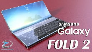 Samsung Galaxy Fold 2 Introduction Concept 2020, 3 in 1 Smart Device is Here!!