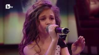 "Krisia Todorova: Singing- ""Hurt"" by Christina Aguilera"
