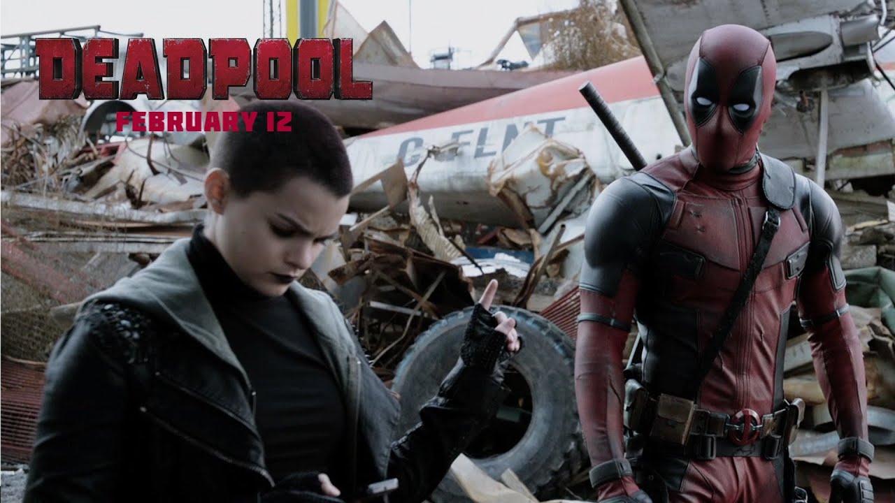 Deadpool - Pretty Little 'Poolers