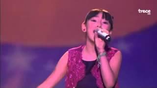 Angélica Vargas ¿Quién eres tú? - Yuri  - Concierto 06 | Academia Kids Lala 2
