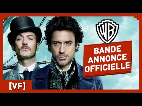 Sherlock Holmes - Bande Annonce Officielle (VF) - Robert Downey Jr / Jude Law / Guy Ritchie