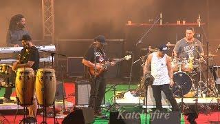 KATCHAFIRE ( NZ )  Live @ Ostróda Reggae Festival 2016