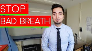 Bad Breath | What Causes Bad Breath | How To Get Rid Of Bad Breath