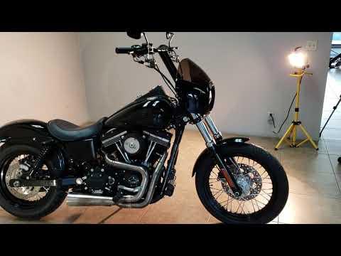 2015 Harley-Davidson Street Bob® in Temecula, California