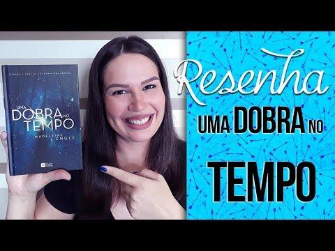 Resenha: Uma Dobra No Tempo [#1] - Madeleine L'Engle | Laila Ribeiro